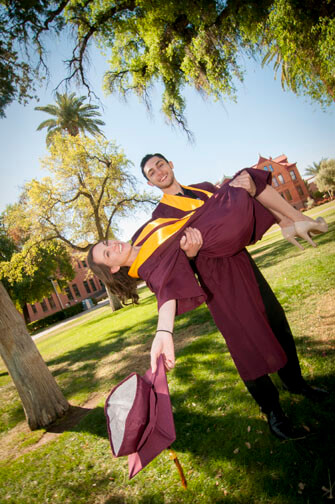 Tempe Engagement Portrait Photographer