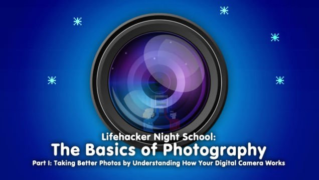 Taking Better Photos by Understanding How Your Digital Camera Works