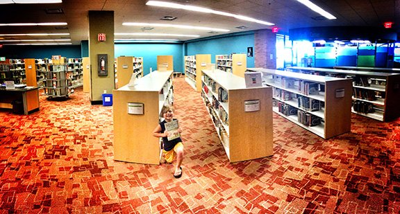Photo Trip to The Library