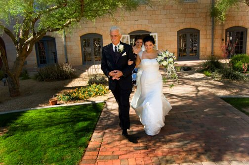 Trinity Episcopal Cathedral Phoenix Wedding Photography