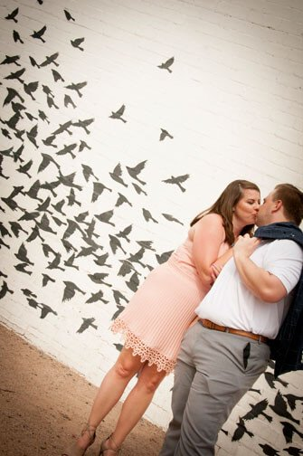 Phoenix Engagement Portrait Session