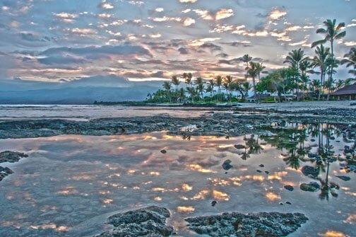Hawaiian High Dynamic Range Photography