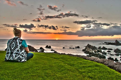 Sunset Photography in Hawaii
