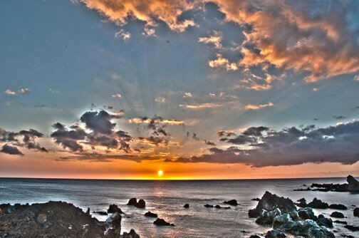 HDR Photography in Hawaii