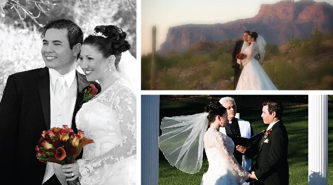 Wedding Photography Gold Canyon Golf Resort