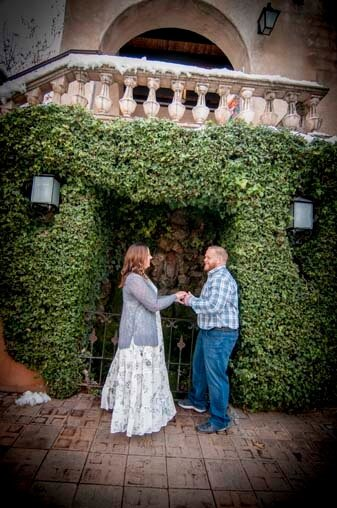 Sedona Engagement Portrait Photography