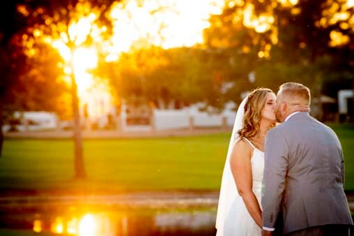 Wedding Photography at Ocotillo Golf Club